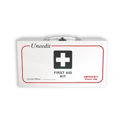 Workplace Regulation Wallmount Firstaid Kit