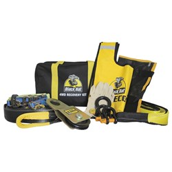 4WD Safety Recovery Kit with Recovery Damper