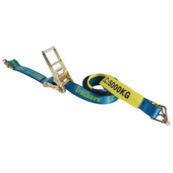 Hand Ratchet and Strap 75mm x 12M