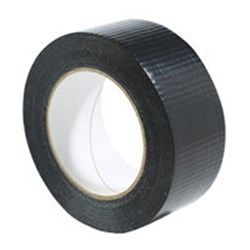 Black Cloth Tape 48mm