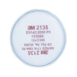 3M Particulate Filter 2135 P2/P3