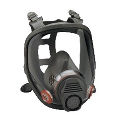3M Reusable Full Face Mask Respirator Small 6700