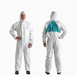 3M 4520 Type 5 and 6 Disposable Coveralls - 2XL