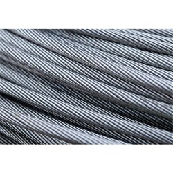 2-4mm 6X7 G1570 Blue PVC Coated Wire Rope