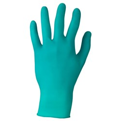 Ansell TouchNTuff Textured Grip Nitrile Disposable Gloves