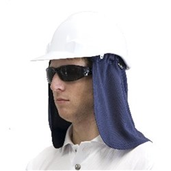Headwear Uveto Attach-A-Flap Navy