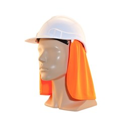 Attach-A-Flap Micro Mesh Hi Vis Orange