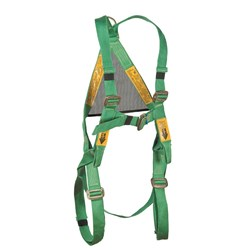 B-Safe Full Body All-Purpose FR Harness with Front and Rear Attachments and Quick Buckles