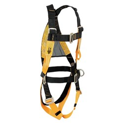 B-Safe Harness Complete With Waist Belt and Side Dee