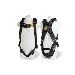 Evolve Harness Large W Rear & Frt Drings, Con Spc Loops, Pad Di-Electric & Spill Resist Web
