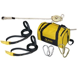 B-Safe Temporary Rope Static Line Kit