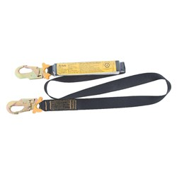 Lanyard Web B-Safe 2M f/w  Double Action hooks