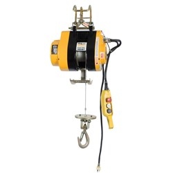 Hoist Wire Rope Electric Pull  Lift 250kg