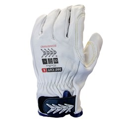 Boomerang Level E 360 Cut Resistant Rigger Glove
