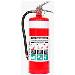 2.5Kg Dry Chemical Abe Fire Extinguisher