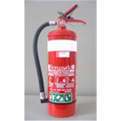 Mines Approved 4.5Kg Dry Chemical Fire Extinguisher