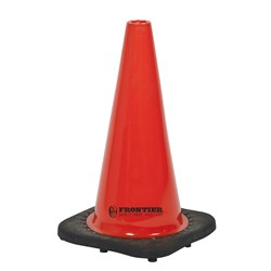 PVC Frontier Traffic Cone