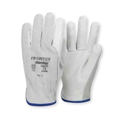 Frontier Leather Suede Swaggy Glove