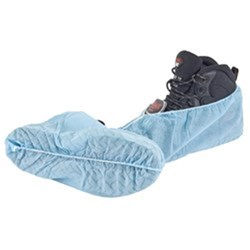FRONTIER Disposable Shoe Covers Non-skid - Blue or White