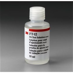 3M Fit Test Solution FT-12 Sweet Saccharin 55mL