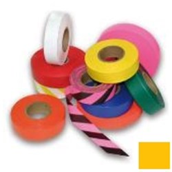 Orange Flagging Tape 25mm x 100m