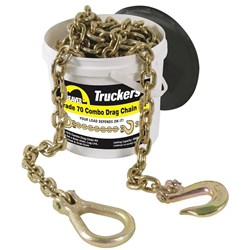 Beaver Gold Drag Chain Kit with Lug Link and Slip Hook