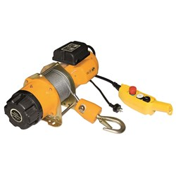 Beaver Electric Single Phase Winches - 240v