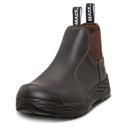 Mack Hub Slip-on Safety Boots