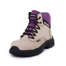 Mack Axel Womens Lace-Up Safety Boots