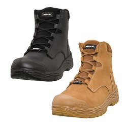 Mack Force Lace-up Boots