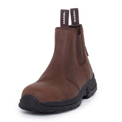 Mack Rider II Slip-On Safety Boots