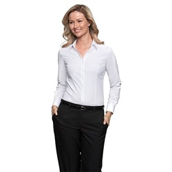 City Collection Womens Button-Up Shirt