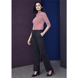 Biz Corporates Womens Adjustable Waist Trousers