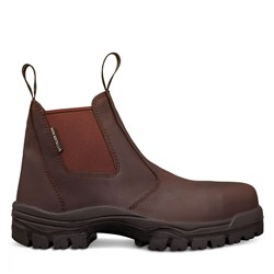 Oliver 45-627 Elastic Sided Safety Boots