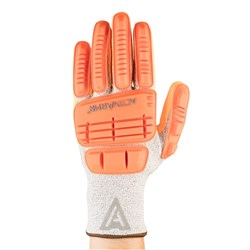 Ansell ActivArmr 97-125 Extreme Oil and Impact Protection Gloves