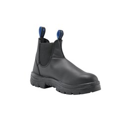 Steel Blue Hobart Slip On Non Safety Boot