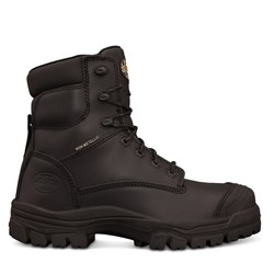 Oliver 45-645Z Zip-Up Safety Boots