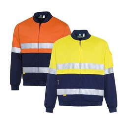 WS Workwear Kiandra Jacket with Reflective Tape