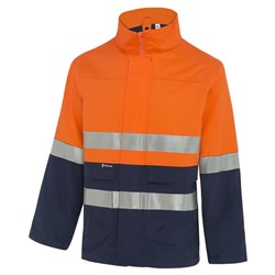 WS Workwear 4-in-1 Jacket with Reflective Tape