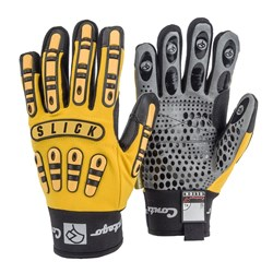 Glove Contego Slick Oil Fighter + Size: 2 Extra Large