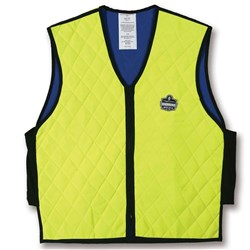 Ergodyne Chill-Its Evaporative Cooling Vest Lime