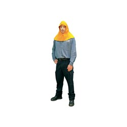 Guardian Safety Proban Welders Hood - Yellow