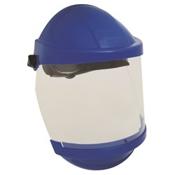 Unisafe Face Shield With Chin And Brow Guard