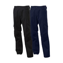 WS Workwear Mens Canvas Trousers