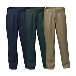 WS Workwear Mens Drill Trousers
