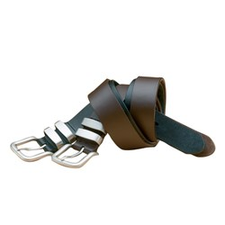 WS Workwear Mens Leather Belt