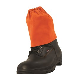 WS Workwear Orange Overboots
