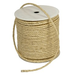 Rope Sisal 250M Coil 12mm