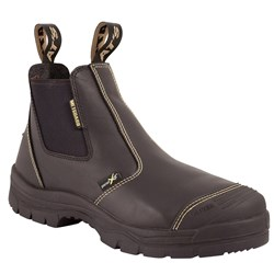 Oliver 55-223 Elastic Sided Safety Boots