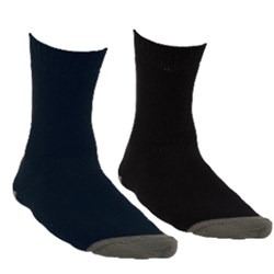 Cotton/Nylon Worksense 1P Socks
